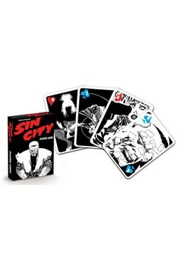 Sin City: A Dame to Kill For Playing Karty Dark Horse