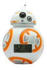Star Wars Episode VII BulbBotz Alarm Hodiny with Light BB-8 23 cm