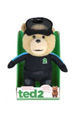 Ted 2 Animated Talking Plyšák Figure Scuba Explicit 40 cm
