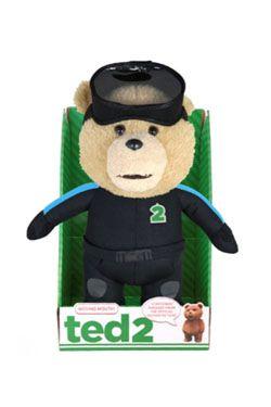 Ted 2 Animated Talking Plyšák Figure Scuba Explicit 40 cm Commonwealth