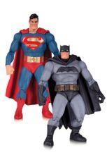 The Dark Knight Returns Akční Figure 2-Pack Superman & Batman 30th Anniversary 17 cm