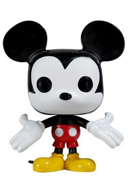 Disney POP! vinylová Figure Mickey Mouse 9 cm Funko