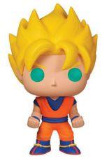Dragon Ball Z POP! vinylová Figure Super Saiyan Goku 10 cm Funko