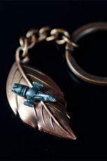 Firefly Key Chain/Pendant Leaf On The Wind 5 cm