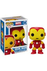 Marvel Comics POP! Vinyl Bobble-Head Iron Man 10 cm