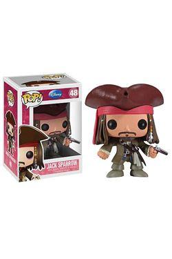 Pirates of the Caribbean POP! Vinyl Figurka Jack Sparrow 10 cm