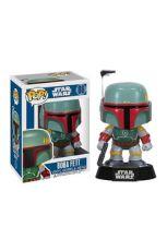Star Wars POP! vinylová Bobble-Head Boba Fett 10 cm Funko
