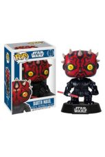 Star Wars POP! Vinyl Bobble-Head Darth Maul 10 cm