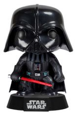 Star Wars POP! vinylová Bobble-Head Darth Vader 10 cm