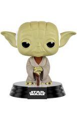 Star Wars POP! Vinyl Bobble-Head Figure Dagobah Yoda 8 cm