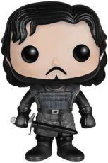 Game of Thrones POP! vinylová Figure Jon Snow Castle Black 10 cm Funko