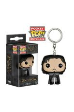 Game of Thrones POP! vinylová Keychain Jon Snow 4 cm