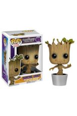 Guardians of the Galaxy POP! vinylová Bobble-Head Dancing Groot 10 cm