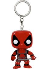 Marvel Comics Pocket POP! vinylová Keychain Deadpool 4 cm