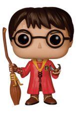 Harry Potter POP! Movies vinylová Figure Harry Potter Quidditch 9 cm