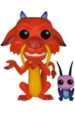 Mulan POP! Disney Vinyl Figurka Mushu & Cri-Kee 7 cm
