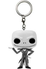 Nightmare Before Christmas Pocket POP! vinylová Keychain Jack Skellington 4 cm