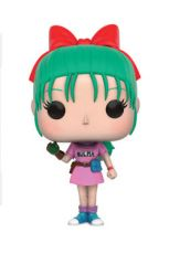 Dragonball Z POP! Animation Vinyl Figure Bulma 9 cm
