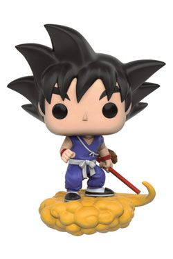 Dragon Ball Z POP! Animation vinylová Figure Goku and Flying Nimbus 9 cm Funko