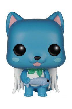Fairy Tail POP! Animation vinylová Figure Happy 9 cm Funko