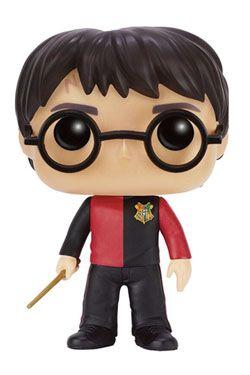 Harry Potter POP! Movies vinylová Figure Harry Triwizard 9 cm Funko