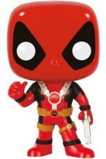 Marvel Comics POP! vinylová Bobble-Head Deadpool Thumb Up 10 cm