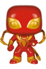 Marvel Comics POP! Vinyl Bobble-Head Iron Spider 9 cm