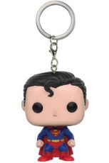 DC Comics Pocket POP! Vinyl Keychain Superman 4 cm