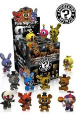 Five Nights at Freddy's Mystery Mini Figurka 6 cm