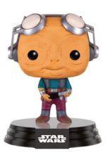Star Wars Episode VII POP! Vinyl Bobble-Head Figure Maz Kanata Goggles Up 9 cm