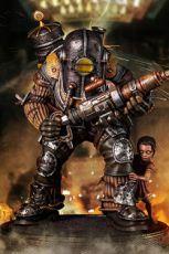BioShock Infinite Soška 1/4 Big Daddy - Rosie 53 cm
