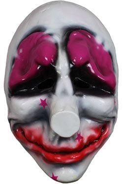 Payday 2 vinylová Mask Hoxton Gaya Entertainment