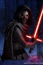 Star Wars Episode VII Bysta 1/6 Kylo Ren 22 cm