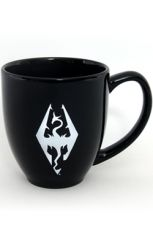 The Elder Scrolls V Skyrim Hrnek Logo Gaya Entertainment