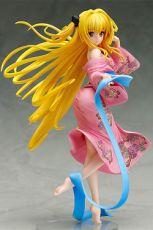 To Love-Ru Darkness Soška PVC 1/8 Golden Darkness Yukata Ver. 21 cm