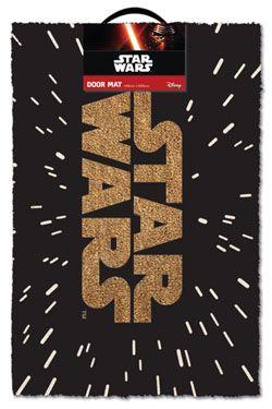 Star Wars Rohožka Logo 40 x 60 cm Pyramid International