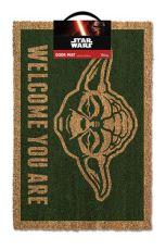 Star Wars Rohožka Yoda 40 x 60 cm
