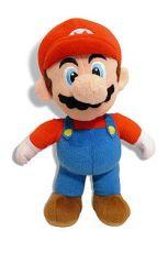 Super Mario Bros. Plyšák Figure Mario 30 cm