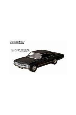 Supernatural Kov. Model 1/64 1967 Chevrolet Impala Sedan Greenlight Collectibles
