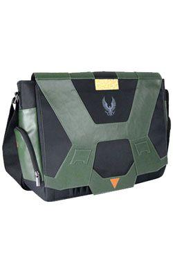 Halo Messenger Bag The Master Chief