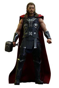 Avengers Age of Ultron Movie Masterpiece Akční Figurka 1/6 Thor 32 cm