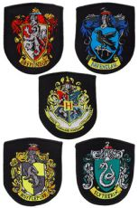 Harry Potter nášivky 5-Pack House Crests