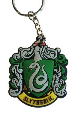 Harry Potter Přívěsek na klíče Zmijozel Crest