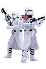 Star Wars Episode VII Movie Masterpiece Akční Figure 2-Pack 1/6 First Order Snowtroopers