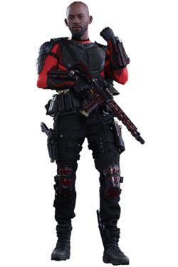 Suicide Squad Movie Masterpiece Akční Figure 1/6 Deadshot 32 cm