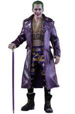 Suicide Squad Movie Masterpiece Akční Figure 1/6 The Joker (Purple Coat Version) 30 cm