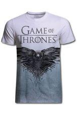 Game of Thrones Tričko Sublimation Velikost XL