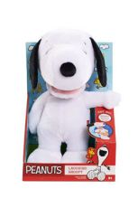 Peanuts Plyšák Figure with Sound Laughing Snoopy 28 cm