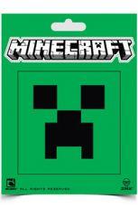 Minecraft Nálepka Creeper Face