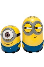 Despicable Me Salt and Pepper Pots Mimoni